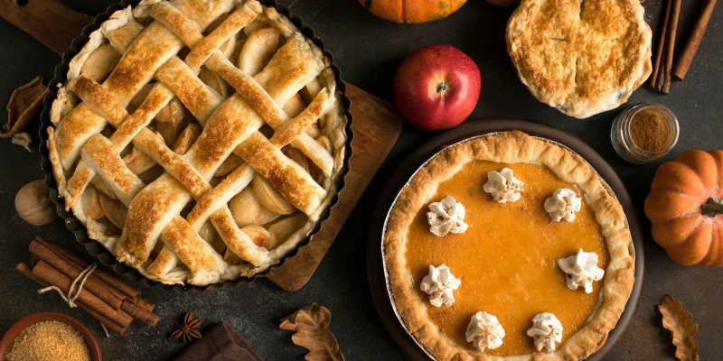 Holiday Pie Social